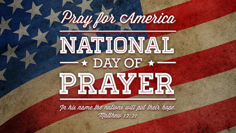 National Day of Prayer | Covenant Grove Church
